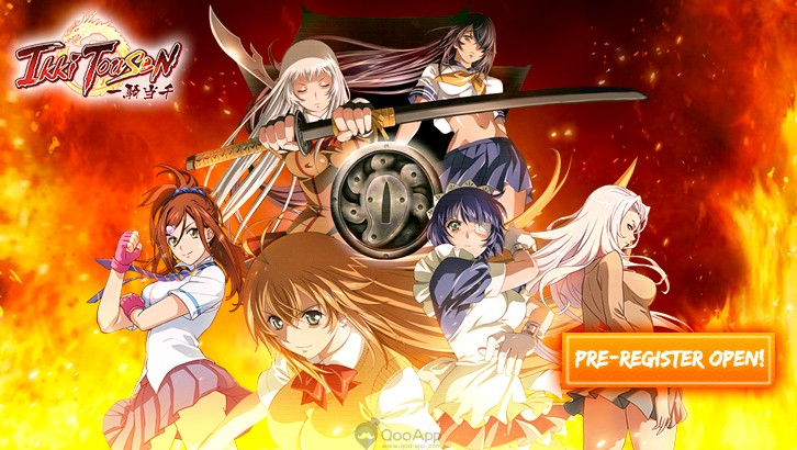 Ikki Tousen Mobile Game Adaptation Coming this August!