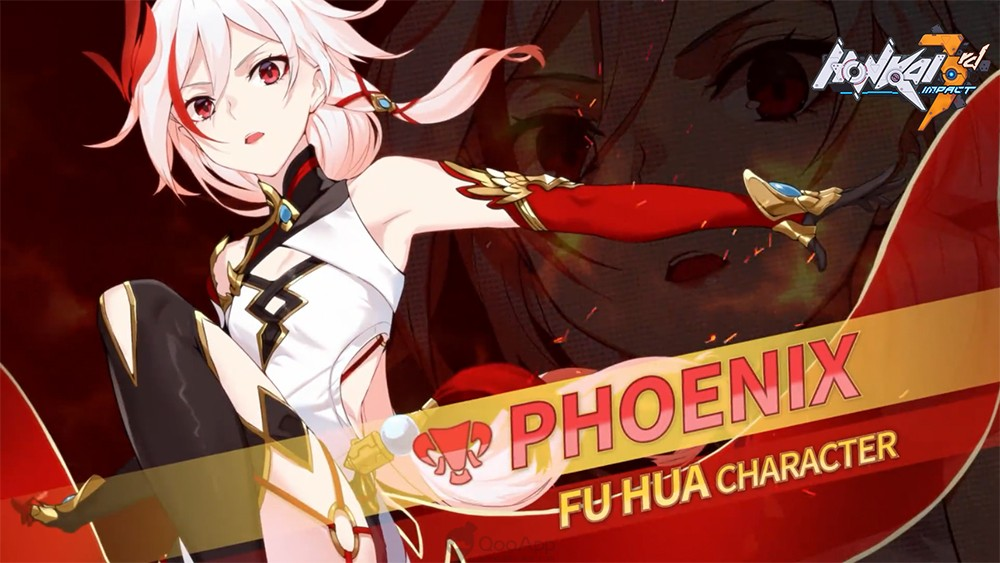 Honkai Impact 3: Blazing Flames - All New Version Update with New Valkyrie: Phoenix Deployed