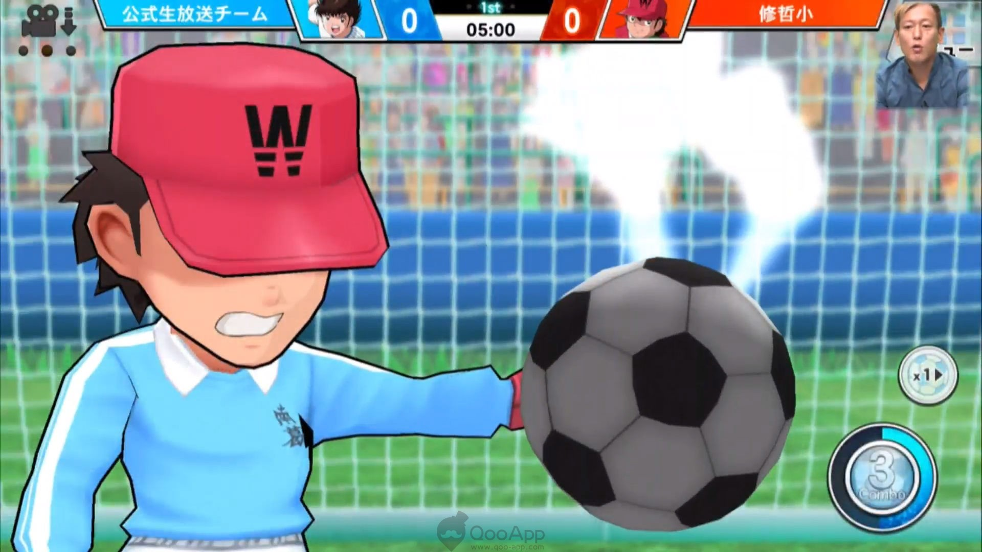 Captain Tsubasa Zero Gameplay Revealed!